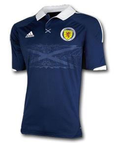 Scotland Football Shirts