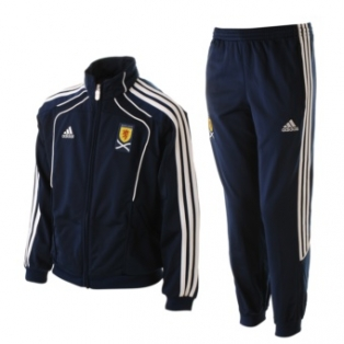 2011 Kids Scotland Football Tracksuit