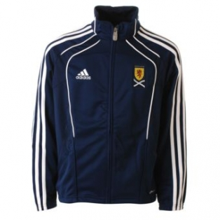2011 Kids Scotland Football Jacket