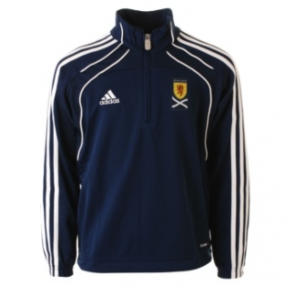 2011 Kids Scotland Football Training Top