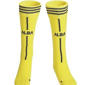 2011 Kids Scotland Football Socks - Away